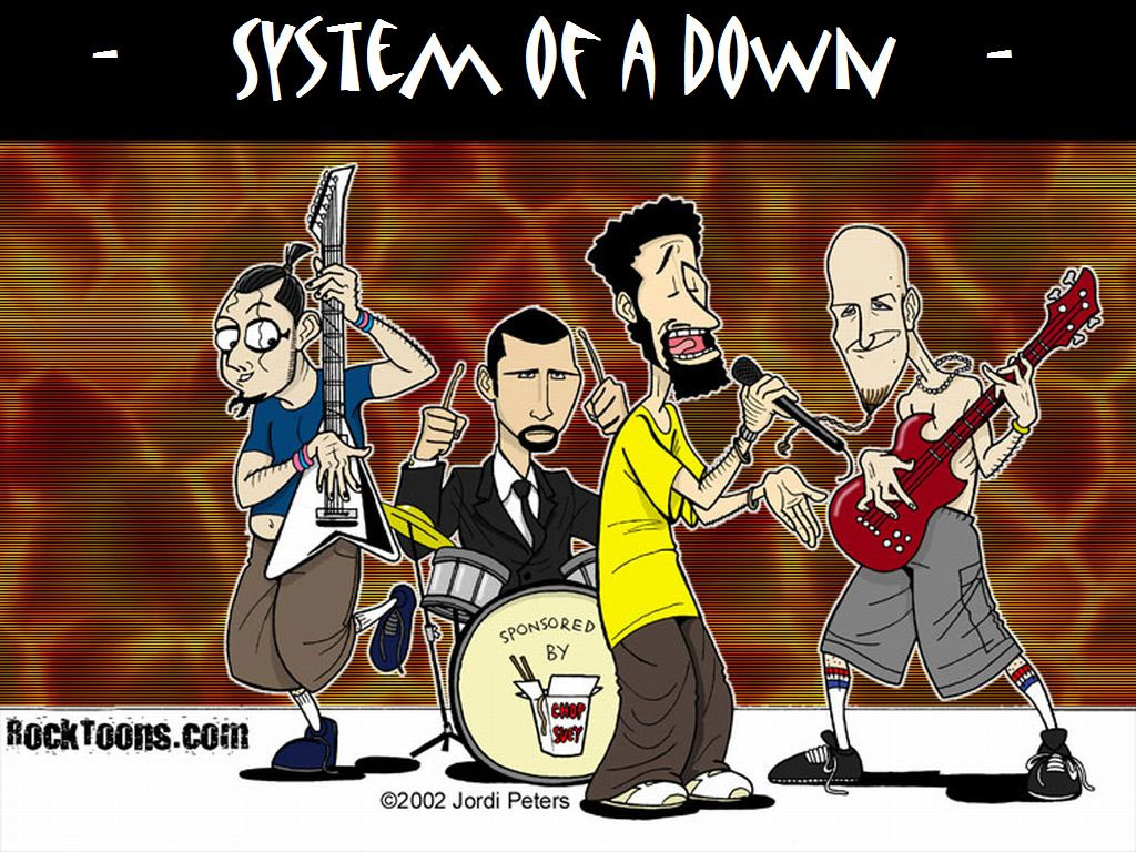 System Of A Down Albums System of a down may release Toxicity System Of A Down Video